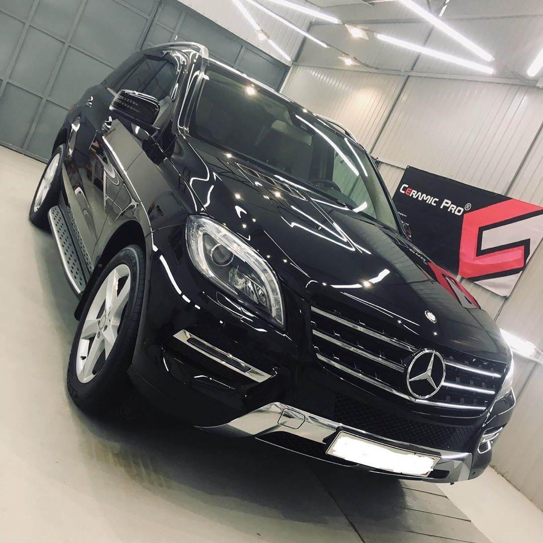 Комплекс работ по Mercedes-benz