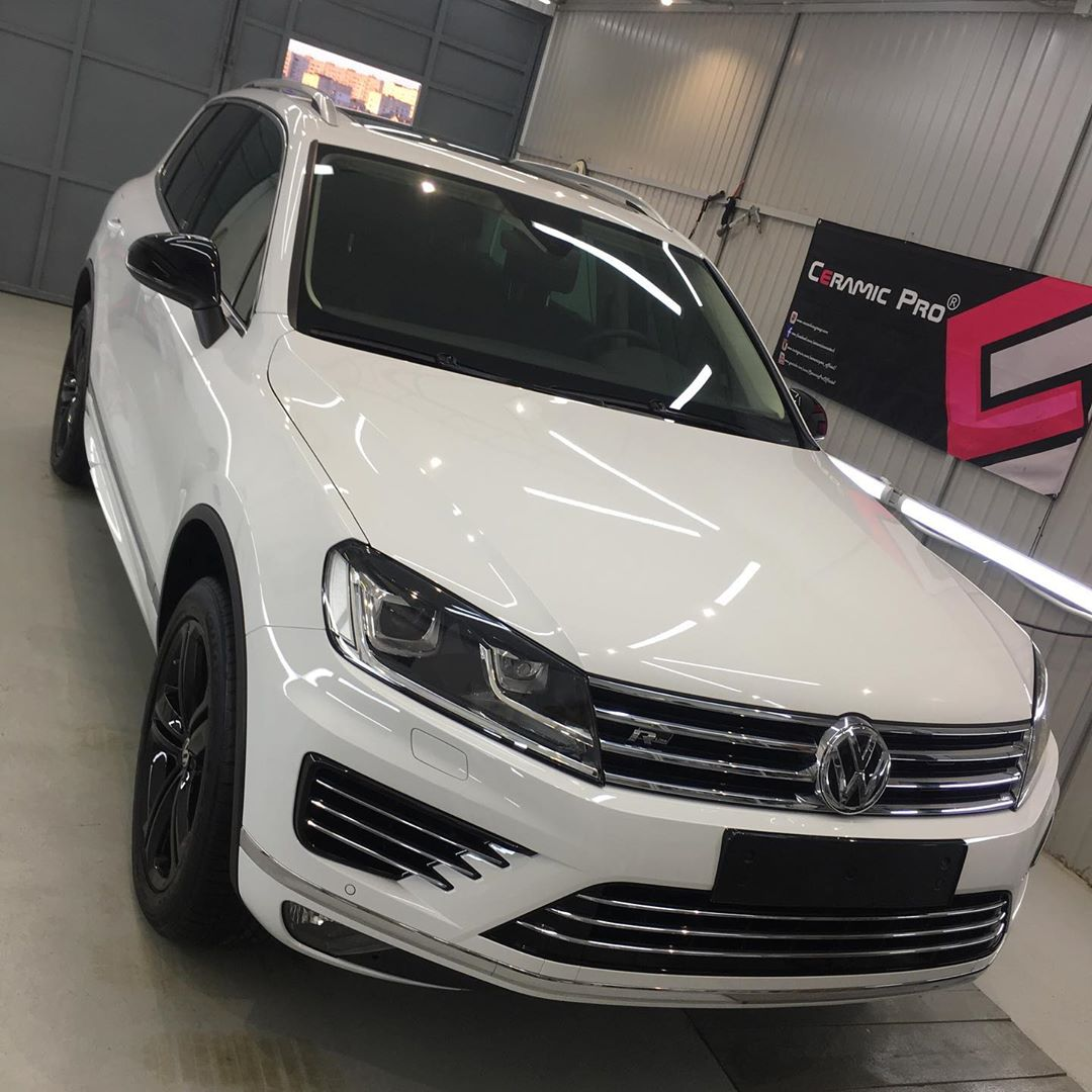 Комплекс работ Volkswagen Touareg